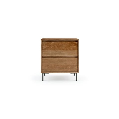 Martin Side Table Natural Solid Mango Wood