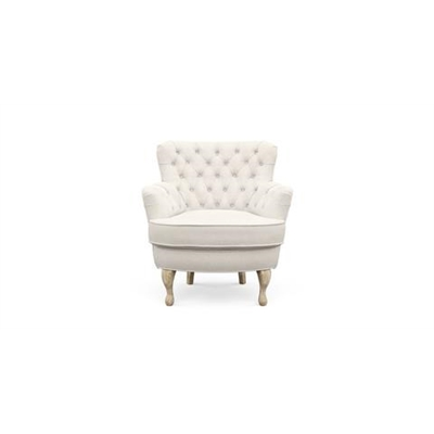 Alessia Accent Chair Classic Cream
