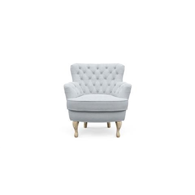 Alessia Accent Chair Heron Grey