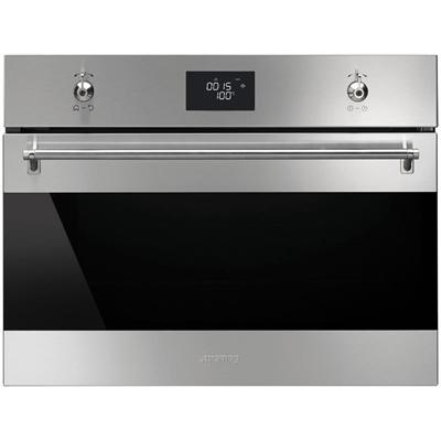 Smeg 45cm Classic Compact Steam Oven - SFA4390VX1