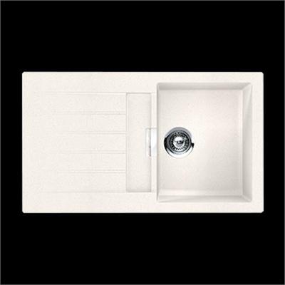 Abey Schock Inset Sink - D100W