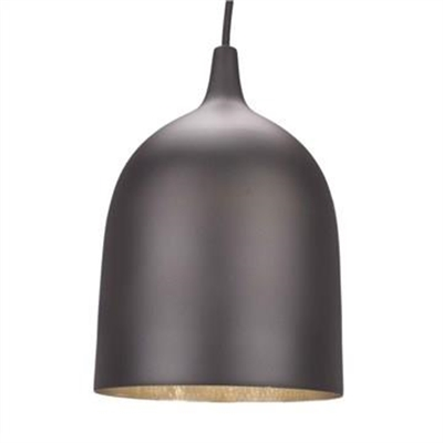 Lumi-R Metal Pendant Light - Black/Silver