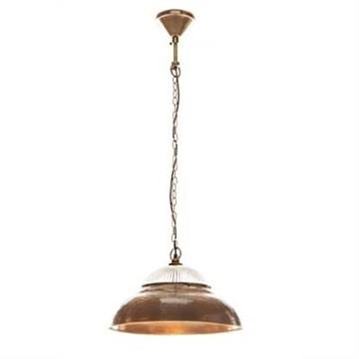 Atrium Metal Pendant Light