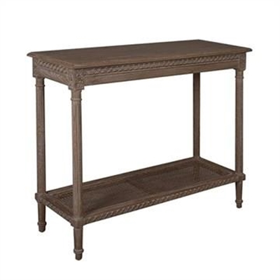 Polo Wooden 110cm Console Table - Oak Wash