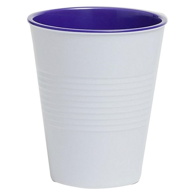 Barel Retro Melamine Tumbler, Violet, 275ml Barel Designs