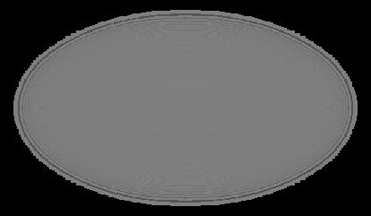 Oval shadow