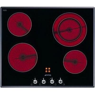 Smeg 60cm Ceramic Cooktop - SA661X2 *NARTA Bonus Wine Offer Promotion