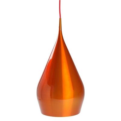 Eris Pendant Light Metal LB Orange SHE Lights