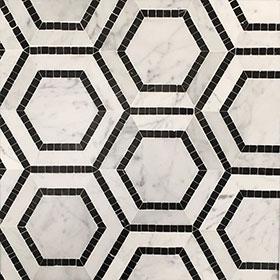 DLT84885 Hexagon