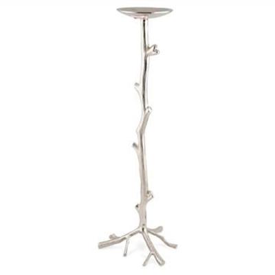Biviano Medium Aluminium Twig Candle Holder