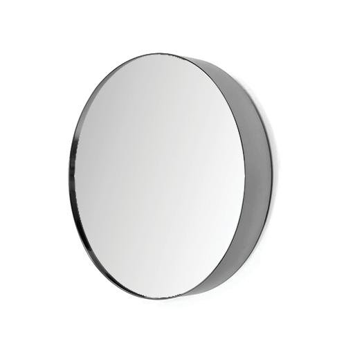 Double Trim LED Mirror Gun metal
