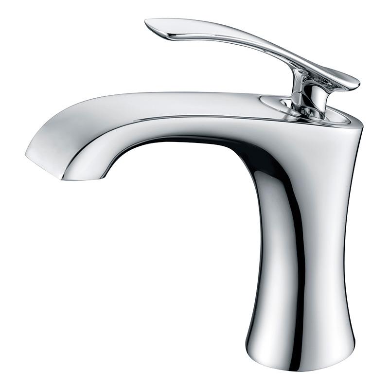 Bathroom Basin Mixer Chrome