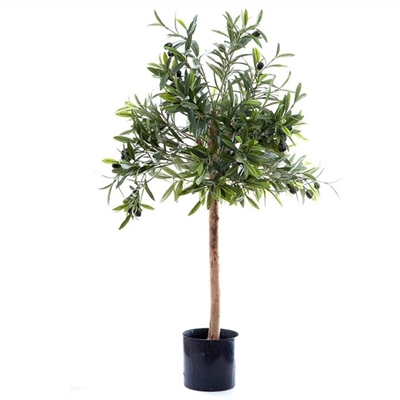 Artificial Olive Greeb Topping Tree by Florabelle, a Plants for sale on Style Sourcebook