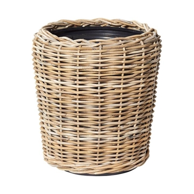 Morgan Rattan Pot Planter, Large by Rogue, a Plant Holders for sale on Style Sourcebook