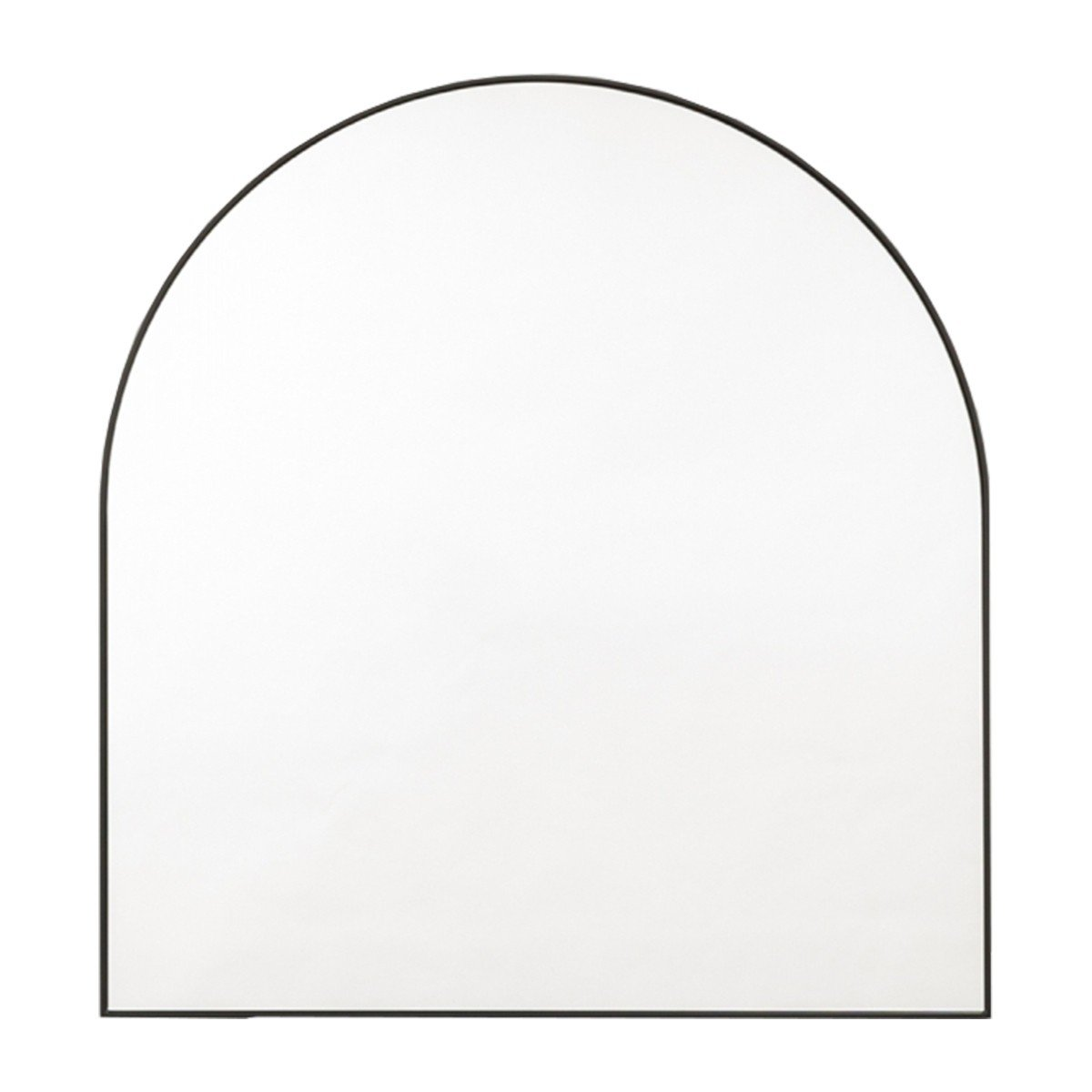 Arch Slim Black Mirror by Just in Place, a Mirrors for sale on Style Sourcebook