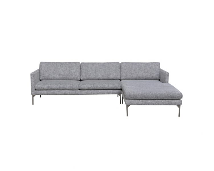 Willow 3 Seat Modular w. Chaise by Bay Leather Republic, a Sofas for sale on Style Sourcebook