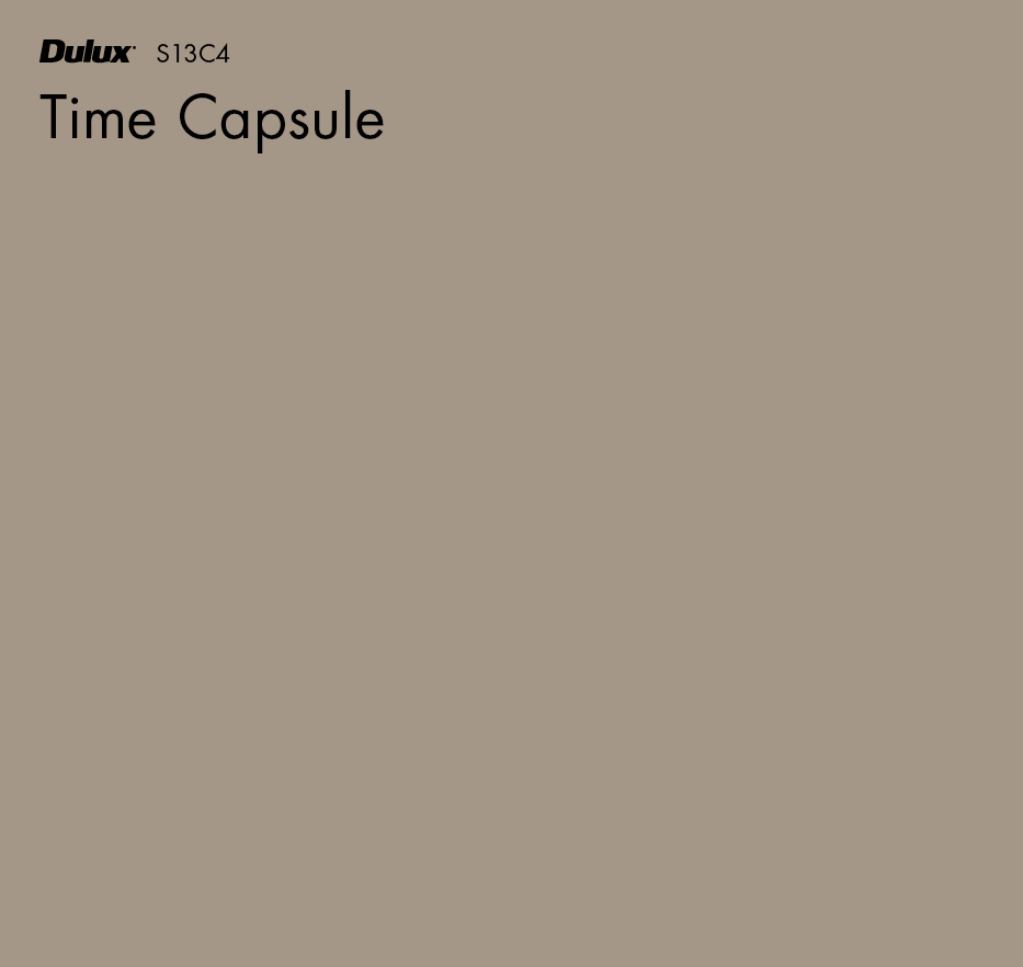 Time Capsule by Dulux, a Browns for sale on Style Sourcebook