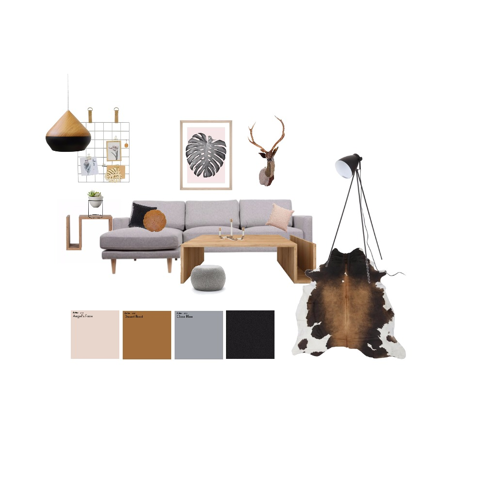 living room inspo Interior Design Mood Board by ZIINK Interiors on Style Sourcebook
