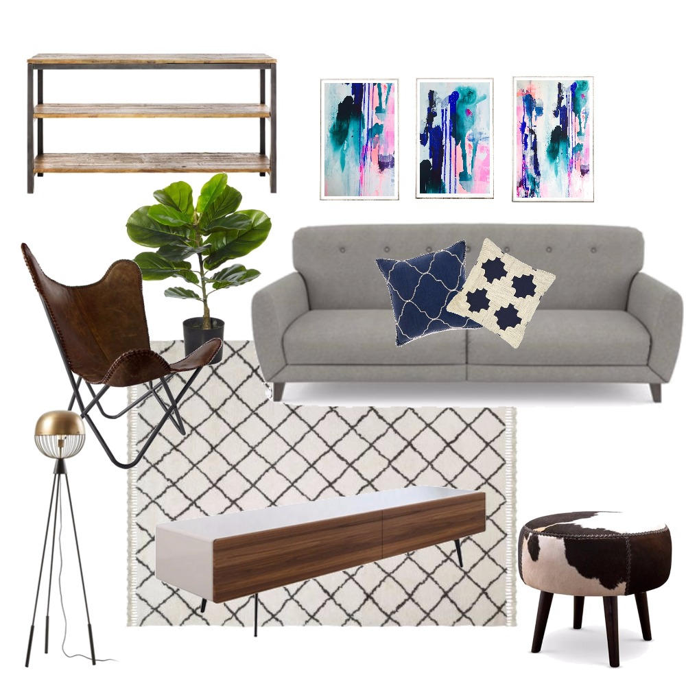 Kid's retreat Interior Design Mood Board by Chasing Spring on Style Sourcebook
