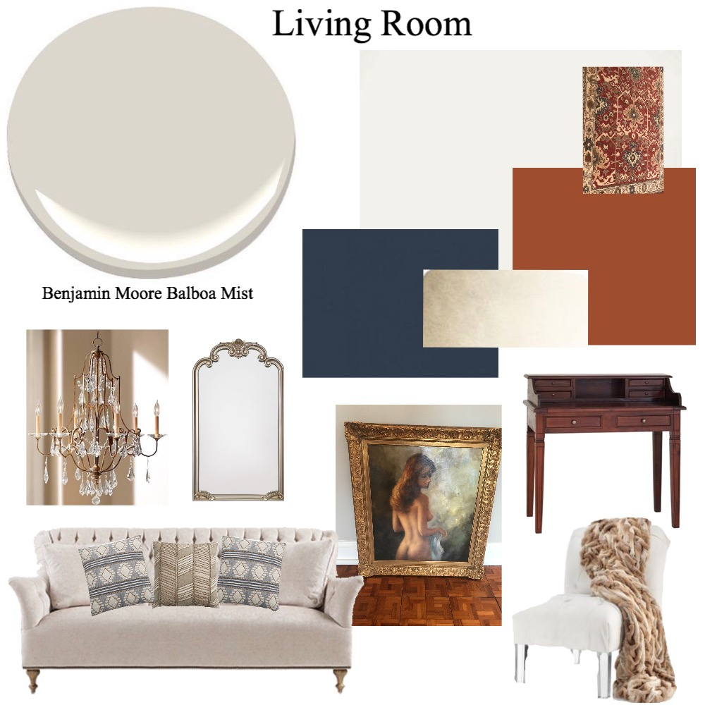 ST James living room Interior Design Mood Board by hmgootee3492 on Style Sourcebook