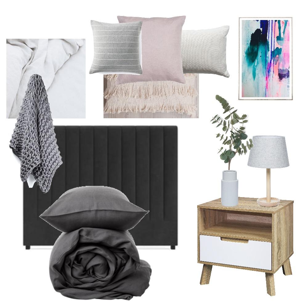 Spare Bedroom Interior Design Mood Board by laurenb on Style Sourcebook