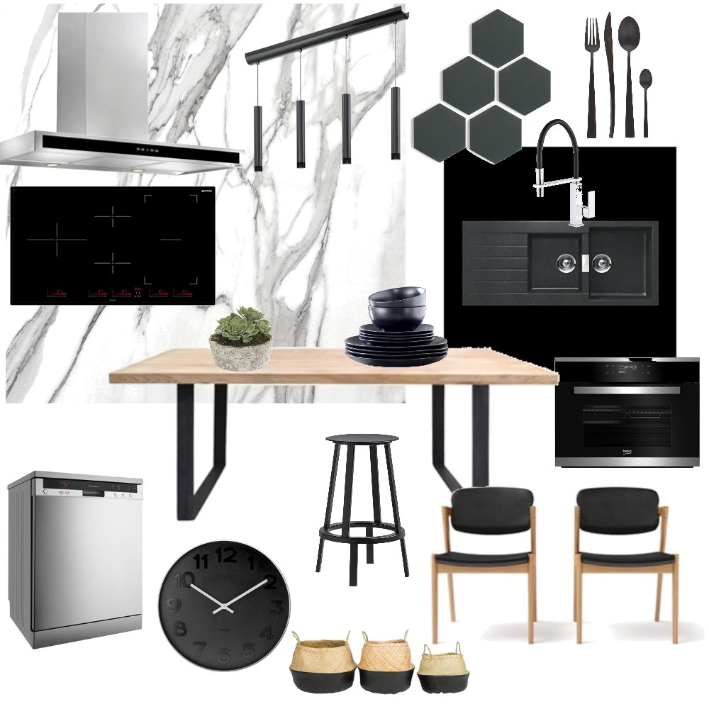 Kitchen Interior Design Mood Board by jolewis on Style Sourcebook