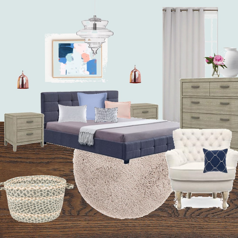 Bedroom1 Interior Design Mood Board by meganbradford on Style Sourcebook