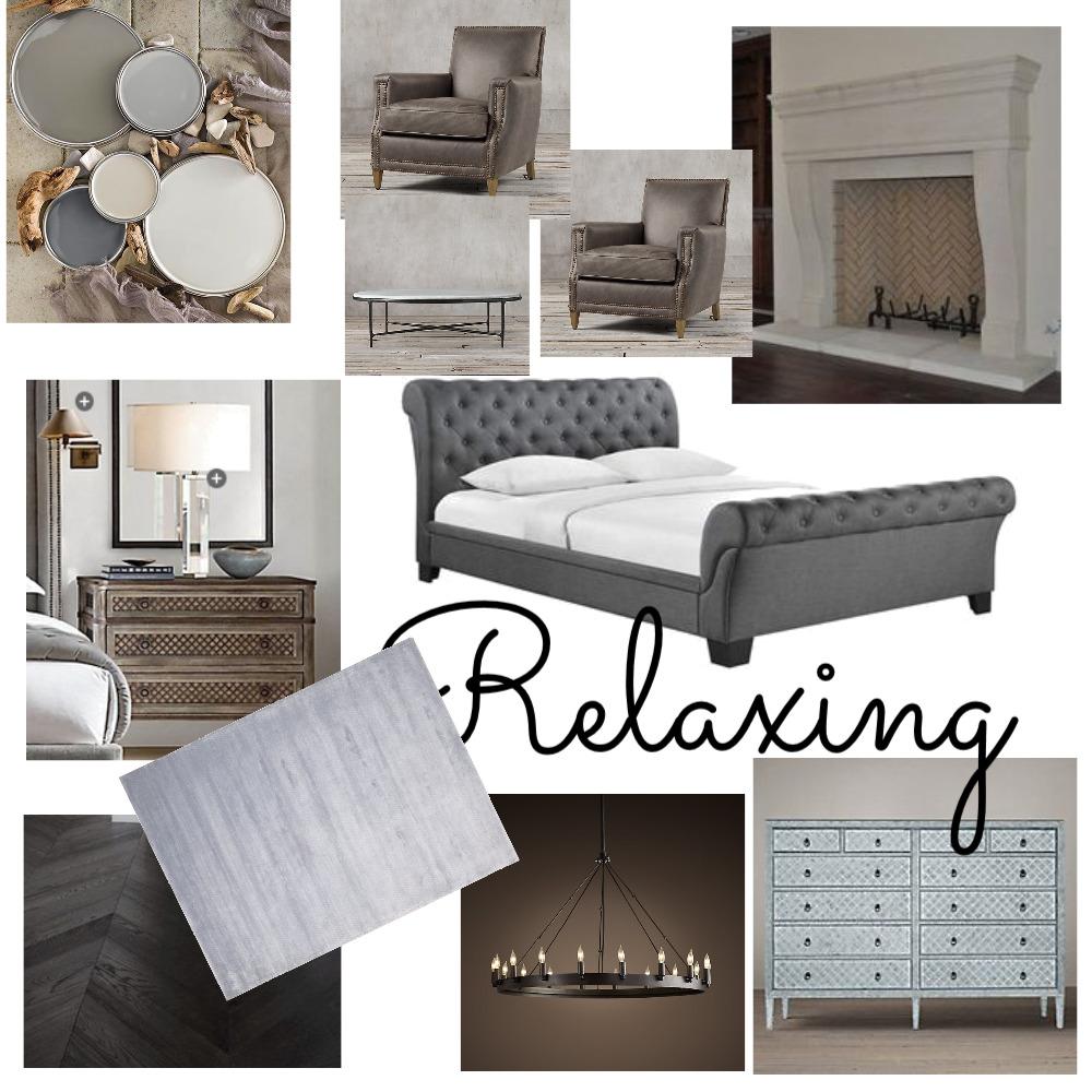 Relaxing Bedroom Interior Design Mood Board by emckee on Style Sourcebook
