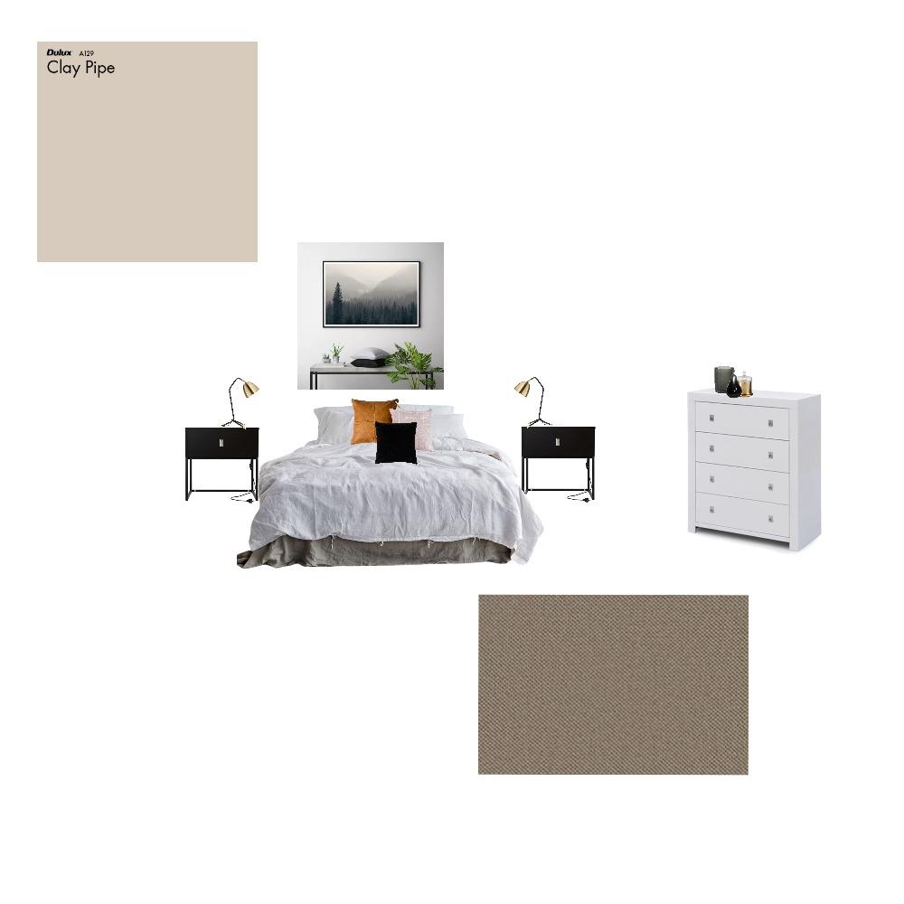 Bedroom Interior Design Mood Board by jenninash on Style Sourcebook
