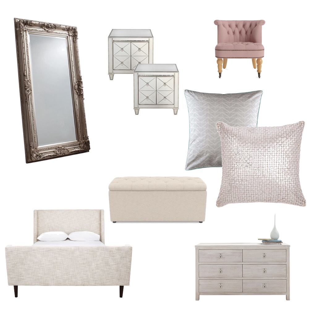 Bedroom Interior Design Mood Board by NicoleVella on Style Sourcebook
