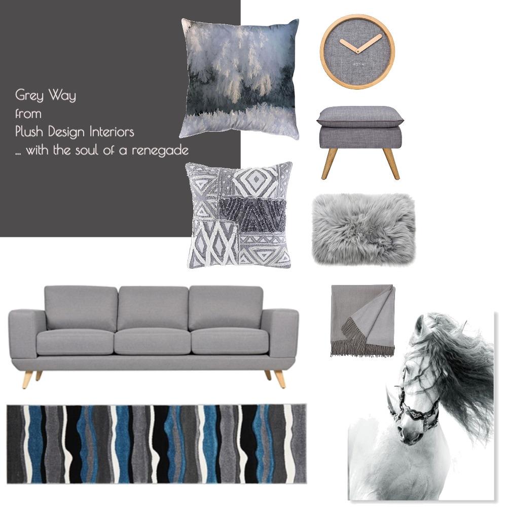 Grey Way from Plush Design Interiors Interior Design Mood Board by Plush Design Interiors on Style Sourcebook