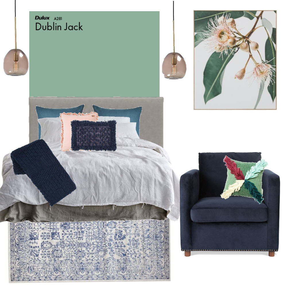 Finlay - Master Bedroom Interior Design Mood Board by Holm_and_Wood on Style Sourcebook