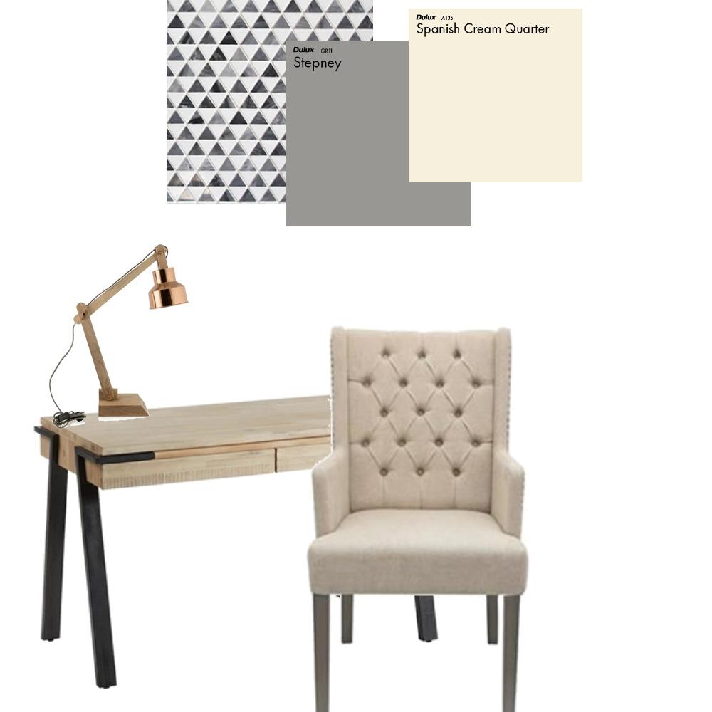 office Interior Design Mood Board by ginadudek on Style Sourcebook