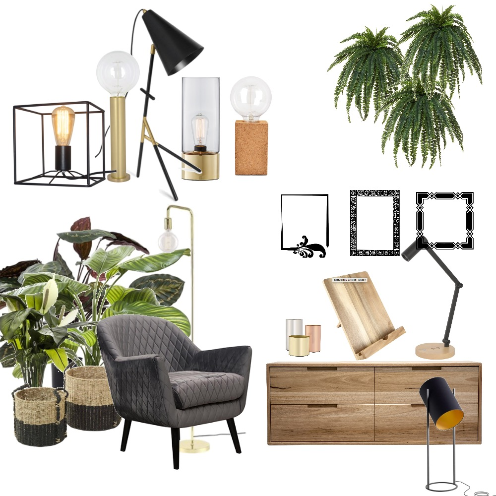 UNSW Project Interior Design Mood Board by DesignerCM on Style Sourcebook