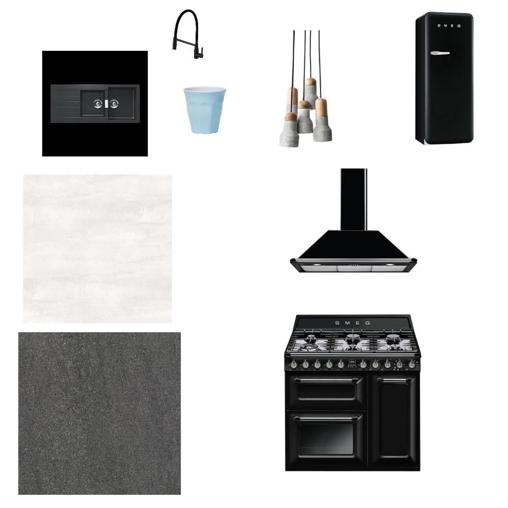 Kitchen Interior Design Mood Board by MelanieCeveri on Style Sourcebook