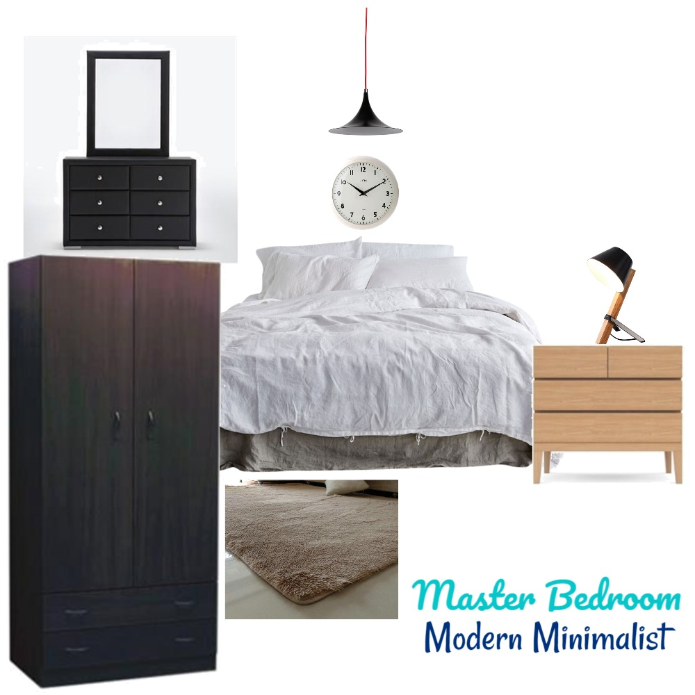 master bedroom Interior Design Mood Board by annisahanum on Style Sourcebook