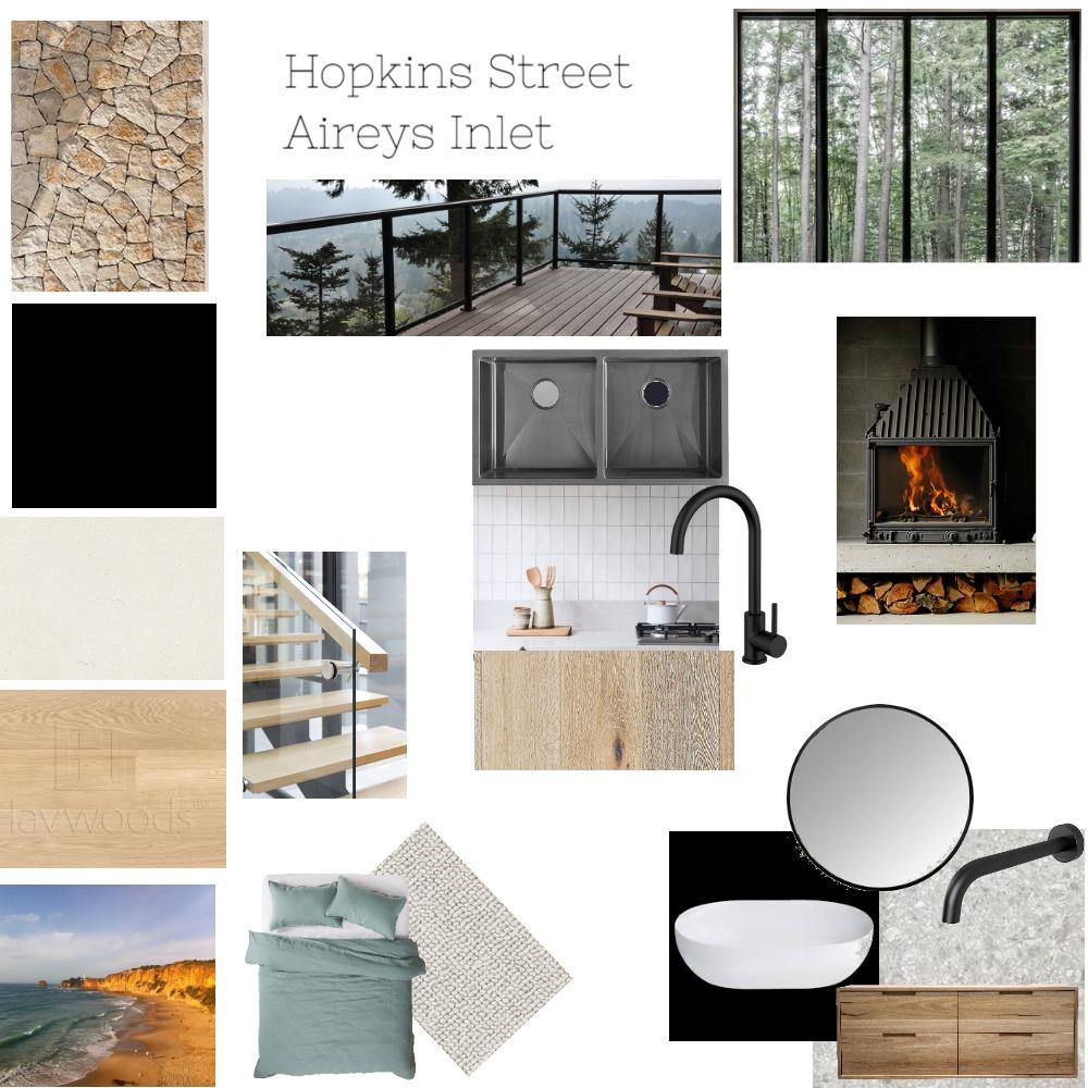 Hopkins Street exterior finishes Interior Design Mood Board by Velebuiltdesign on Style Sourcebook