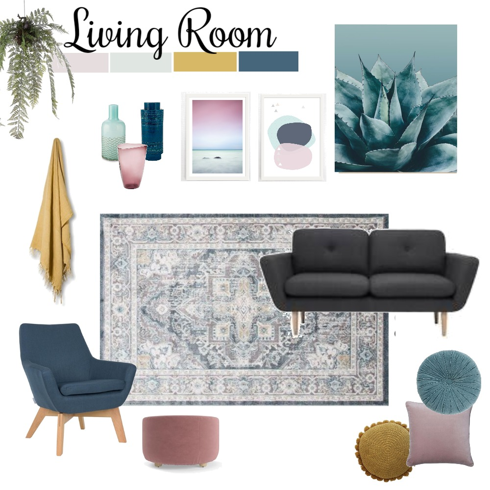 Living room Interior Design Mood Board by mrs_wallwood on Style Sourcebook