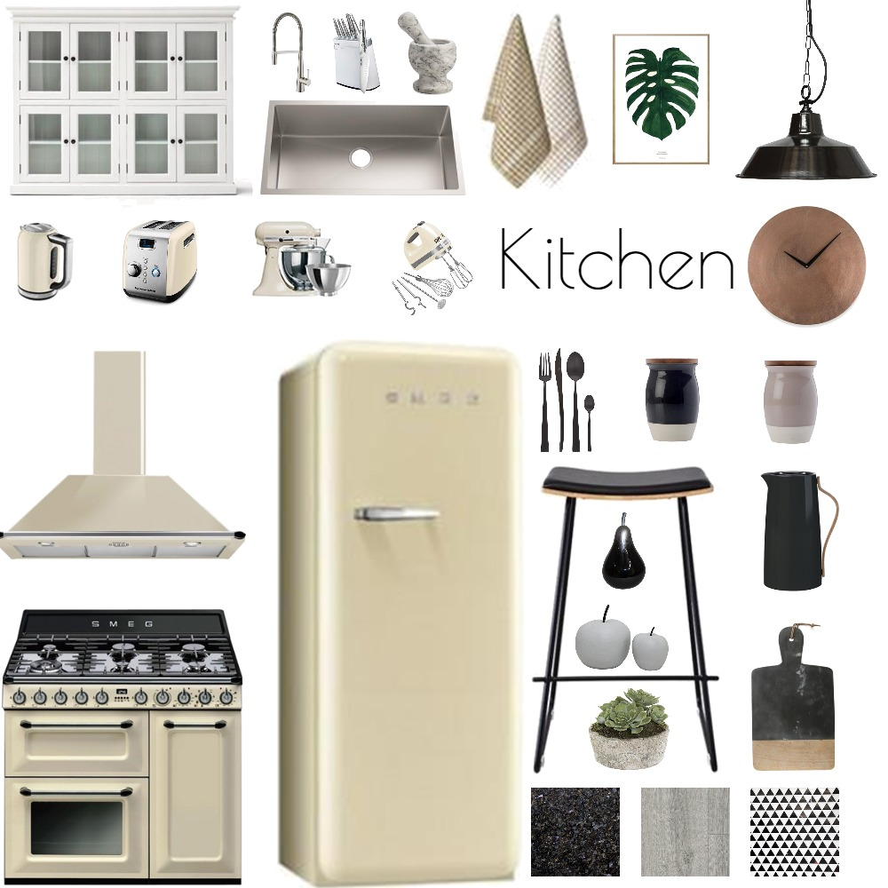Kitchen Interior Design Mood Board by Madre11 on Style Sourcebook