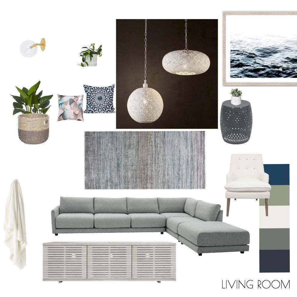 LIVING 1 Interior Design Mood Board by makermaystudio on Style Sourcebook