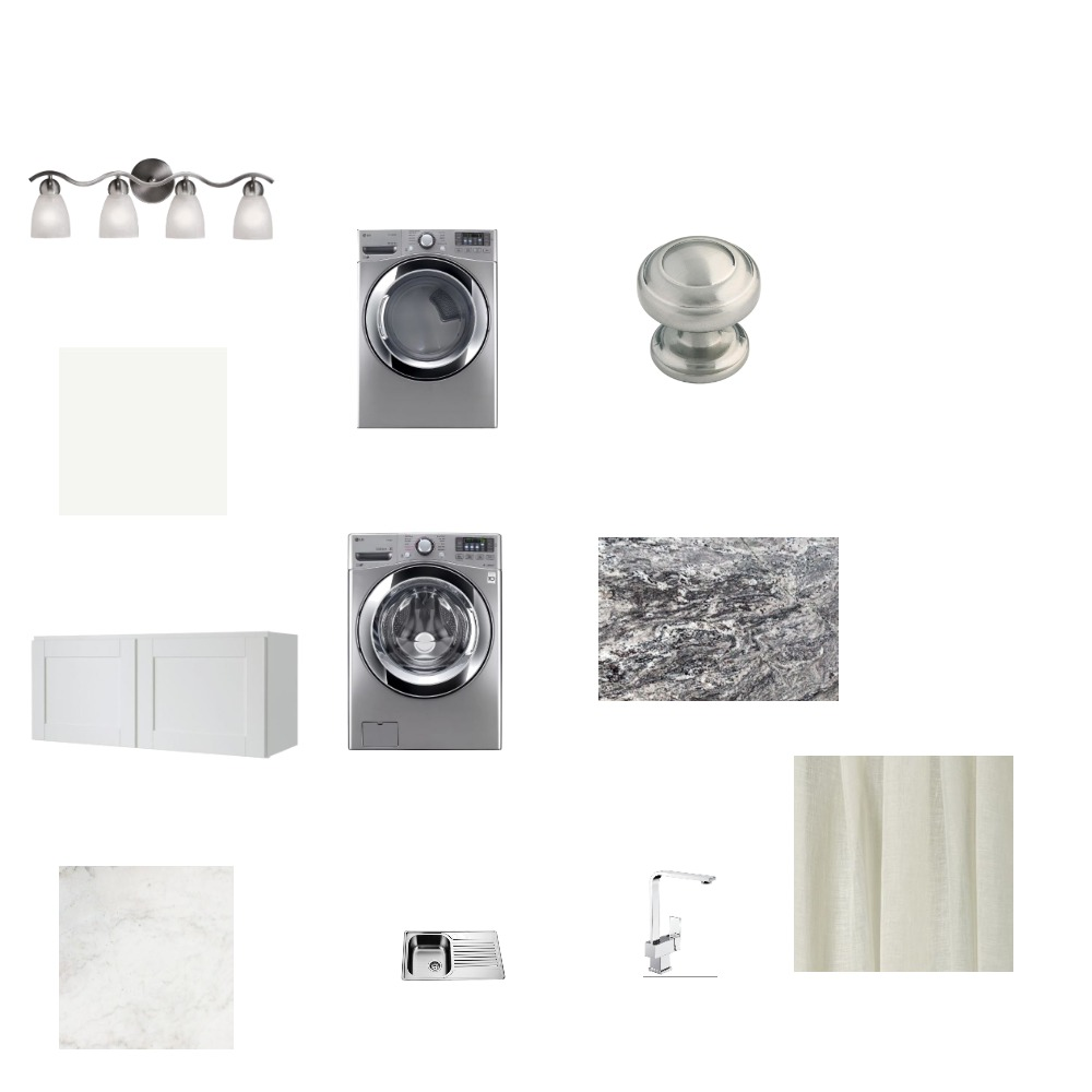 Laundry Room Interior Design Mood Board by hmccoy005 on Style Sourcebook