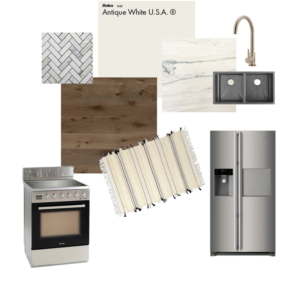 Dad's Kitchen Interior Design Mood Board by HannahC on Style Sourcebook