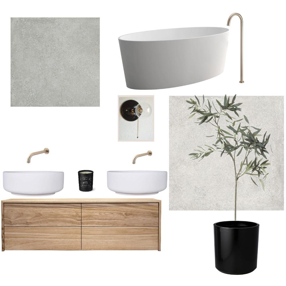 Master Bathroom Interior Design Mood Board by Jessicaretallack on Style Sourcebook