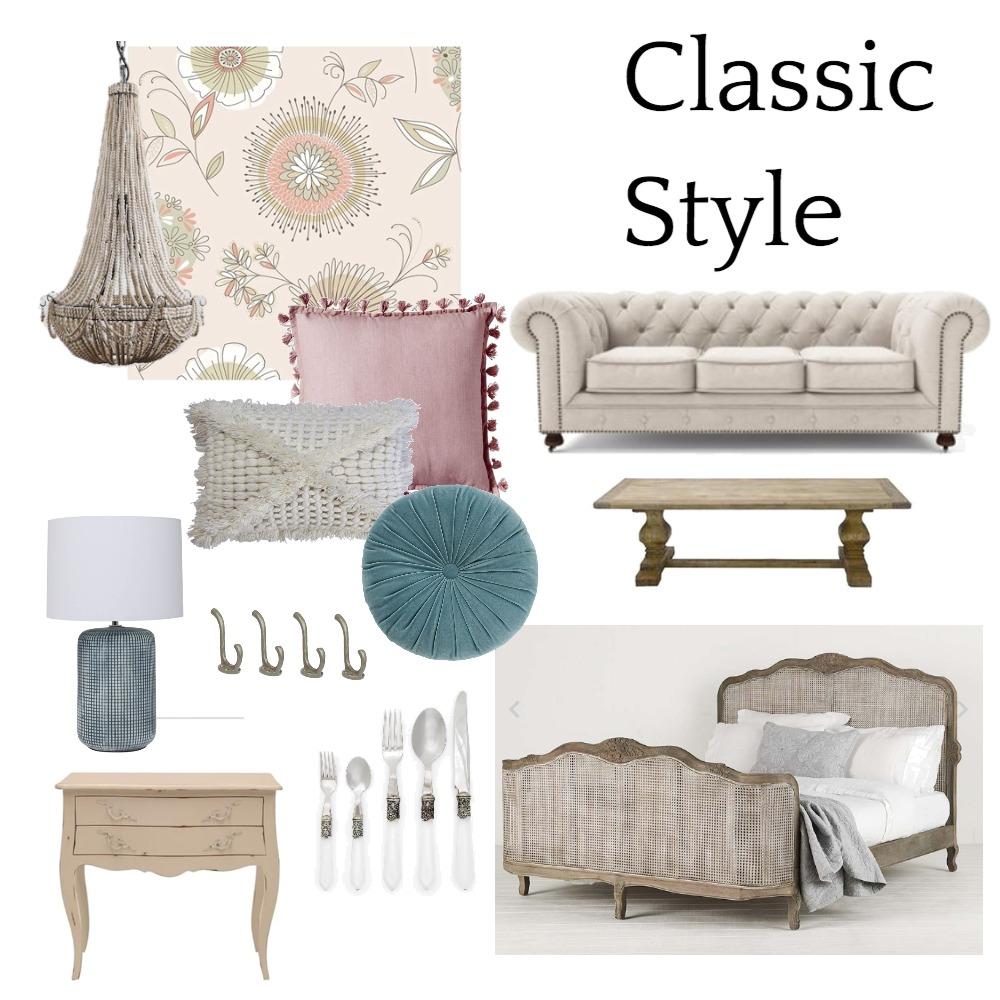 Classic Style Interior Design Mood Board by Interior Designstein on Style Sourcebook