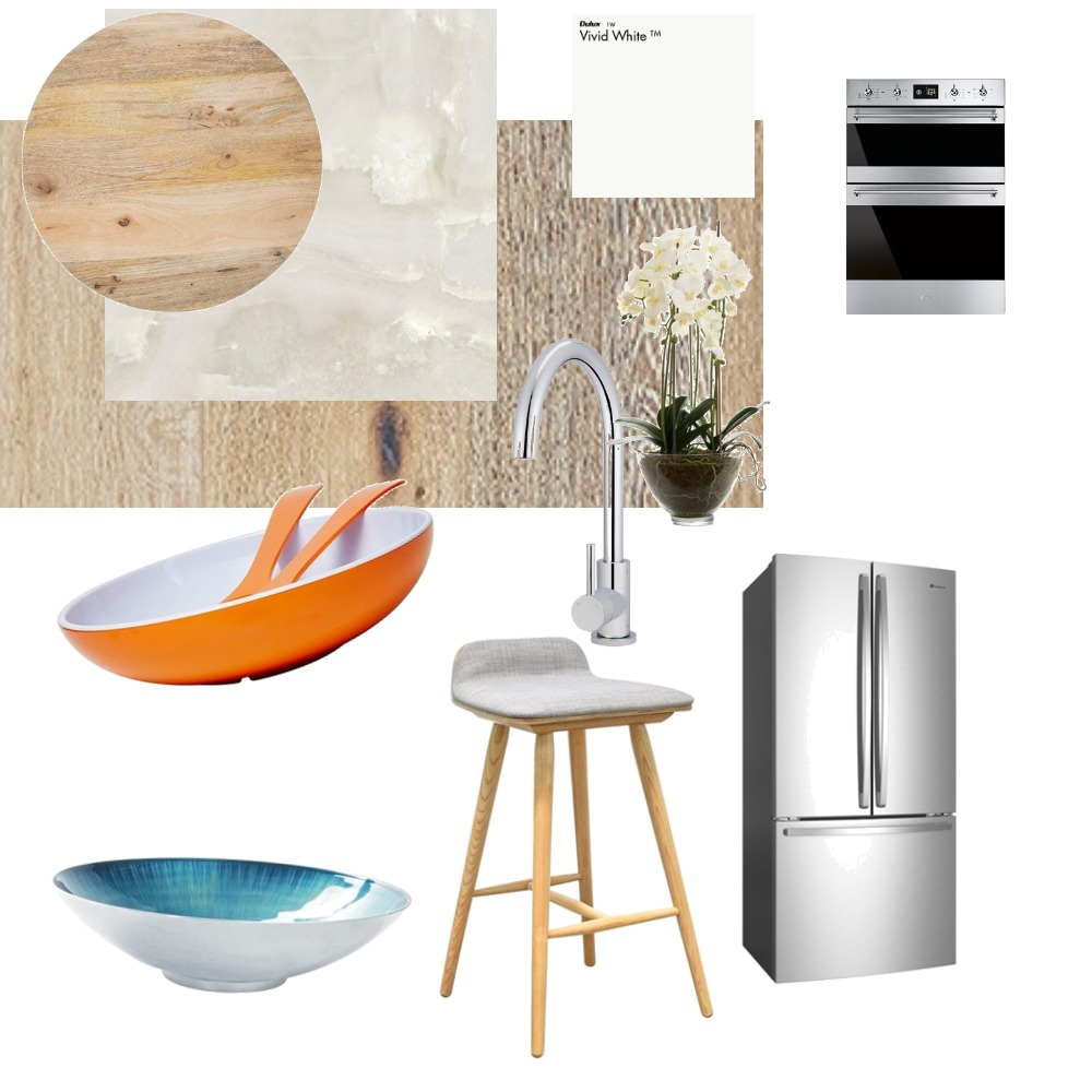 Kitchen Interior Design Mood Board by Penny on Style Sourcebook