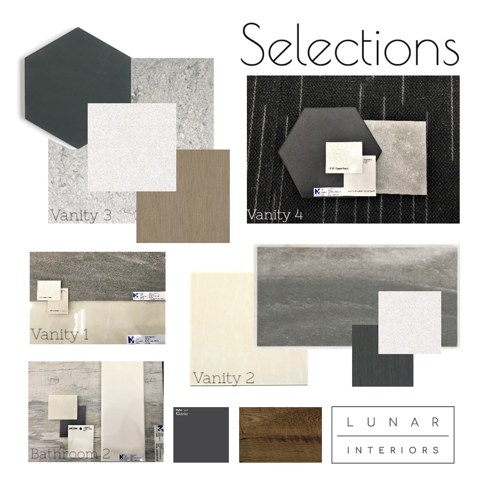 Colour Selections Interior Design Mood Board by Lunar Interiors on Style Sourcebook