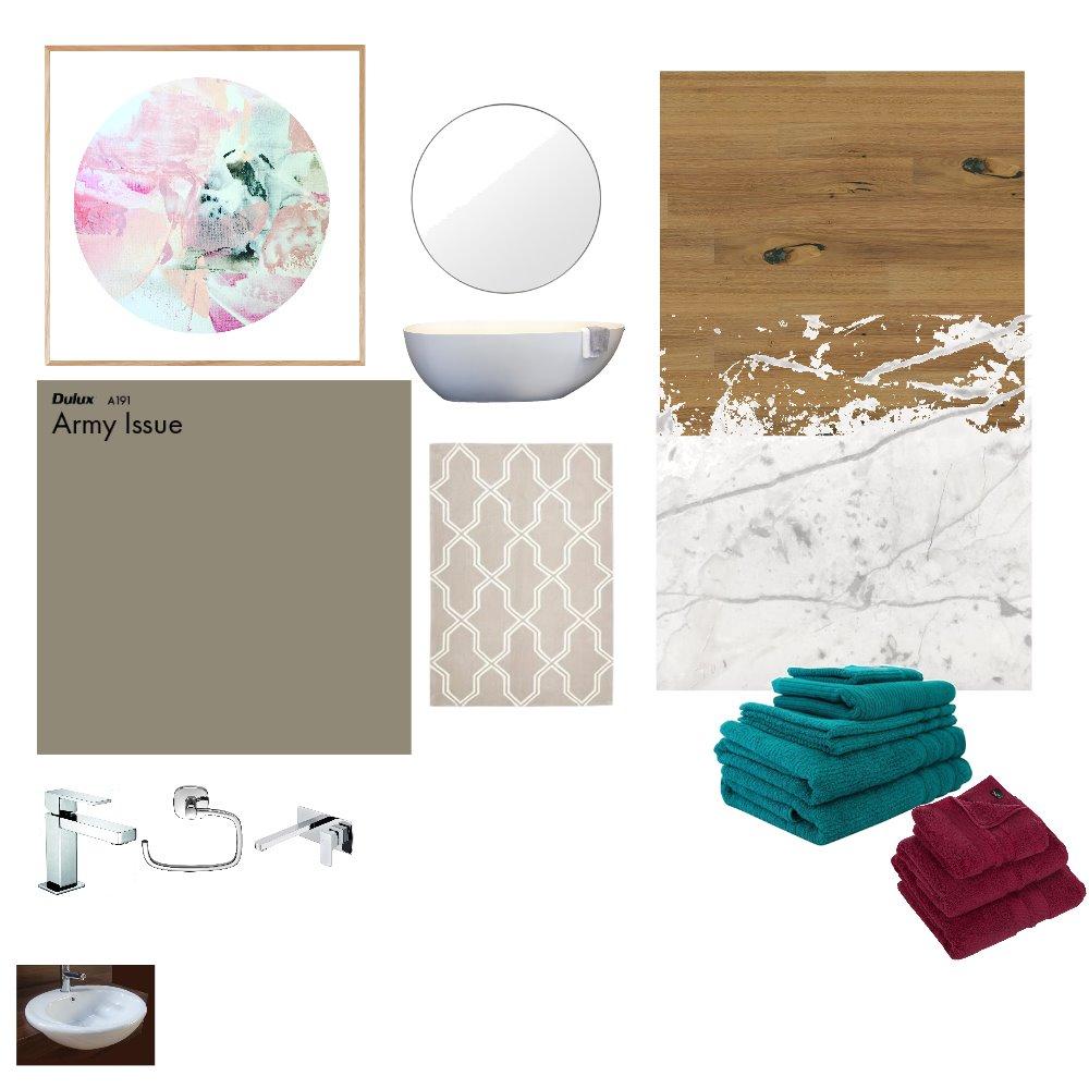 Bathroom Interior Design Mood Board by amythornley on Style Sourcebook