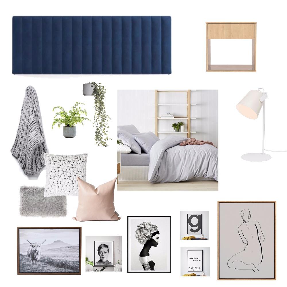 Bedroom Interior Design Mood Board by Krystle on Style Sourcebook