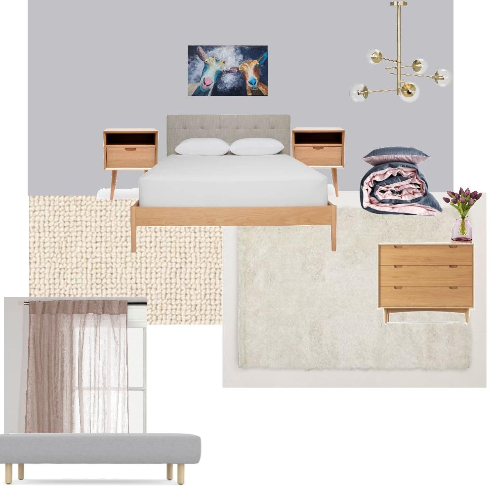 Spare bedroom Interior Design Mood Board by loscola on Style Sourcebook