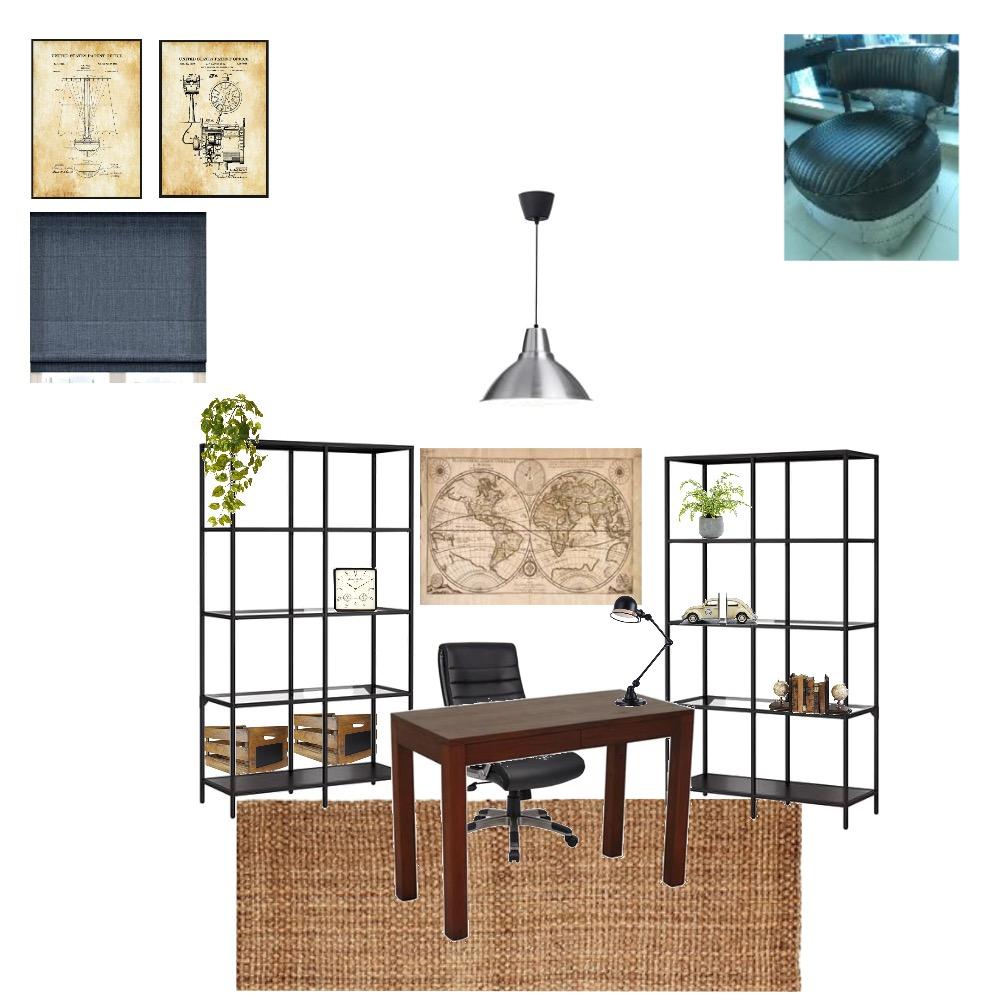 study room Interior Design Mood Board by Jesssawyerinteriordesign on Style Sourcebook